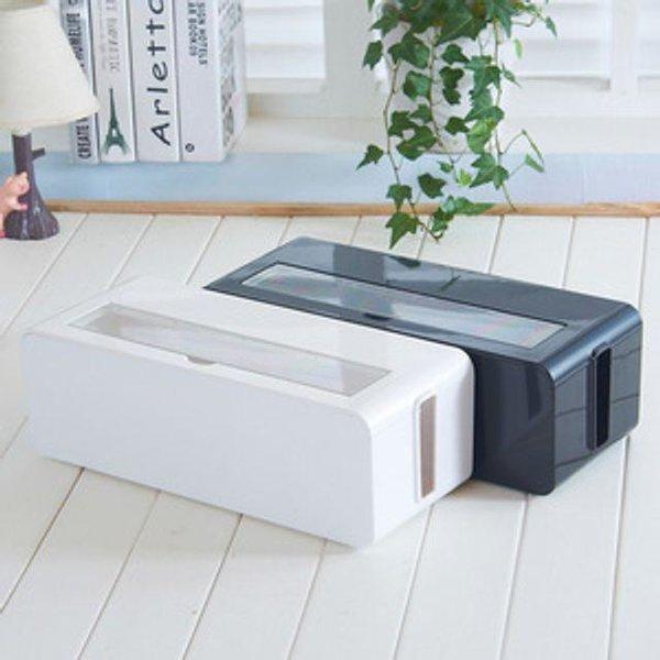 멀티 콘센트 안전커버 멀티탭 정리함 대형 상품이미지