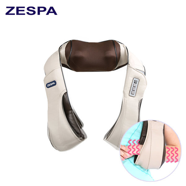 진동온열 바이브케어 목어깨마사지기 ZP7047 안마기발 상품이미지
