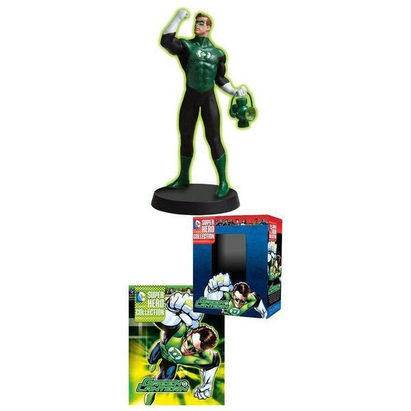 해외쇼핑/DC Superhero Best Of Figure Collection  22 Green Lantern 상품이미지