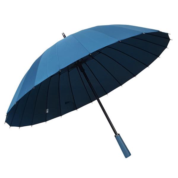 멜빵 24K 솔리드 수동 장우산 무료배송 상품이미지