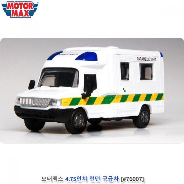 모터맥스 4.75인치 런던구급차 ( 76007) 상품이미지
