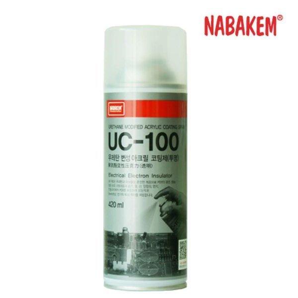 나바켐 산업체전용 우레탄 코팅제 UC-100 투명 상품이미지