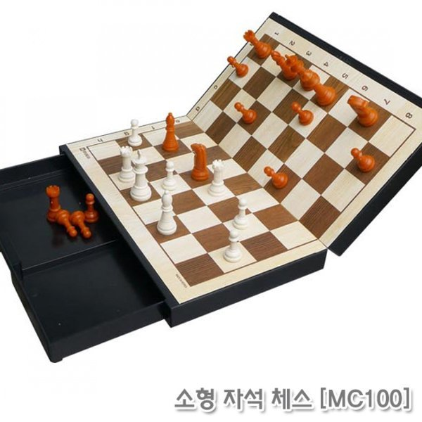 명인랜드 자석식 소형 체스 (M-100) 상품이미지