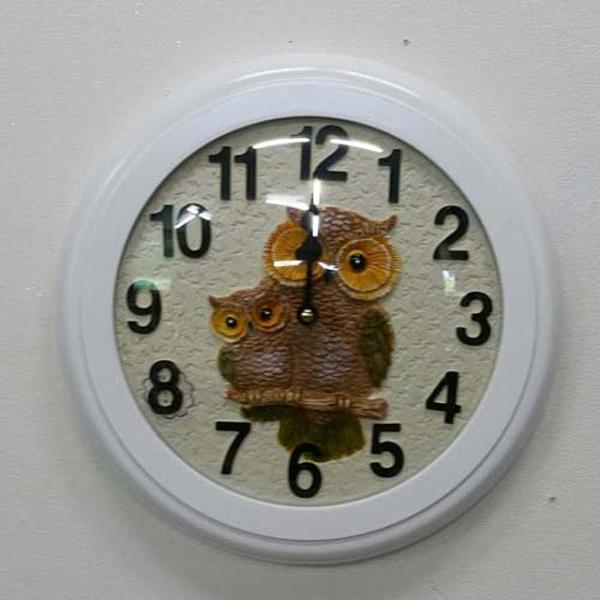 사랑부엉이벽시계인테리어시계부엉이시계 상품이미지