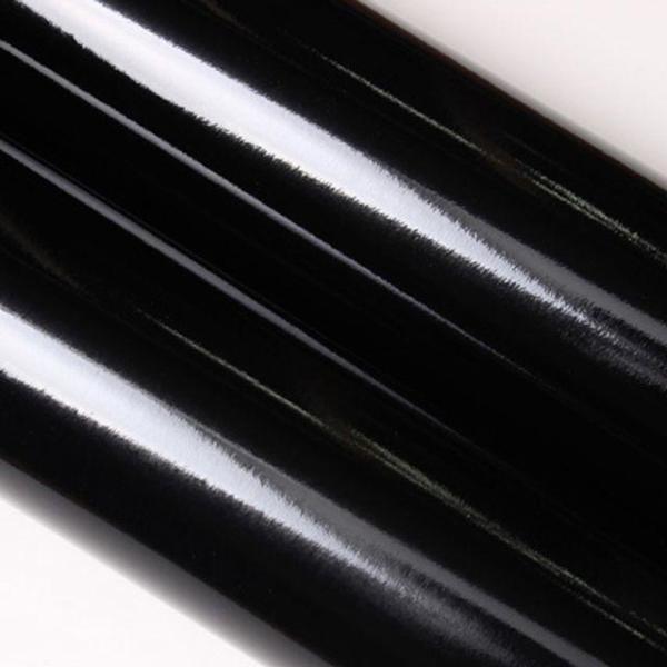 단색시트지 외부용 유광 블랙 WB3800 1m x 1m 상품이미지