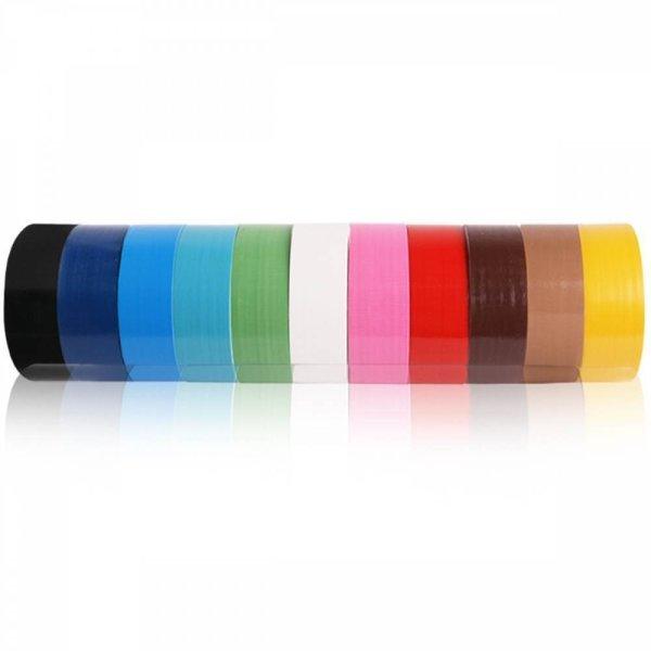 칼라 면 테이프 유광 50mm x 25M 상품이미지