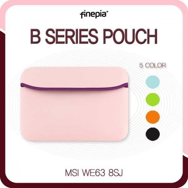 MSI WE63 8SJ용 양면파우치(KP-016) 상품이미지
