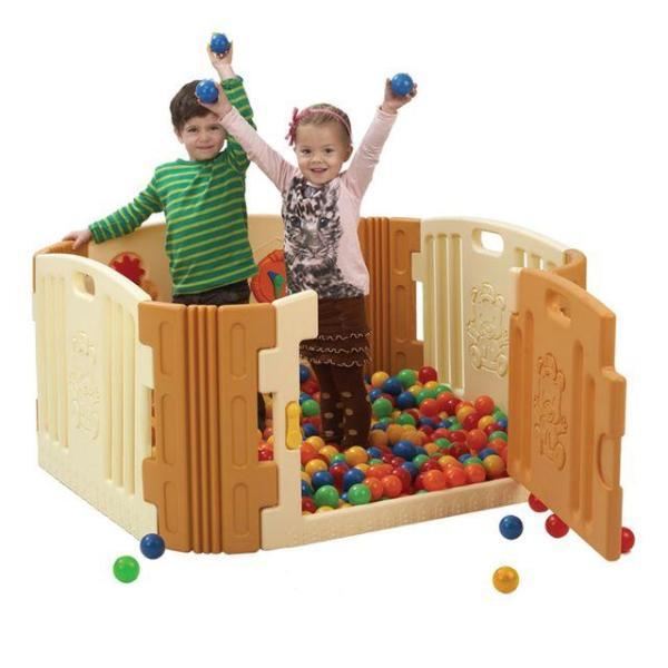 해피 놀이판 놀이방 베이비룸 볼풀장 플레이하우스 상품이미지