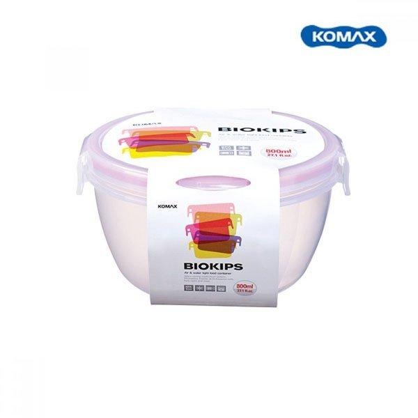코멕스 바이오킵스 원형31호 투명용기 밀폐용기 상품이미지