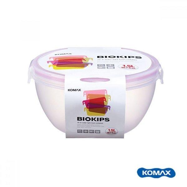 코멕스 바이오킵스 원형32호 투명용기 밀폐용기 상품이미지