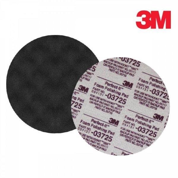 3M 광택 스폰지 패드 3725 1SET 2EA 상품이미지
