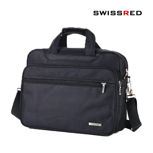 (현대Hmall)스위스레드 맨즈 15.6인치 노트북 서류가방 SSAM-2292 상품이미지