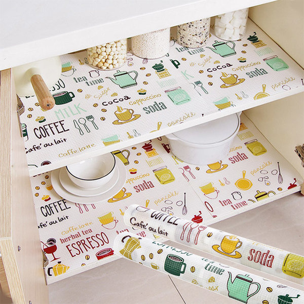 씽크대서랍 냉장고 테이블 식탁 투명 매트 주방시트지 상품이미지