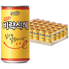 Paldo sikhye 238ml x 24 sweet rice drink