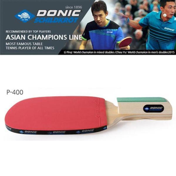 도닉 ASIAN CHAMPIONS LINE 400 펜홀더 탁구라켓 1 상품이미지
