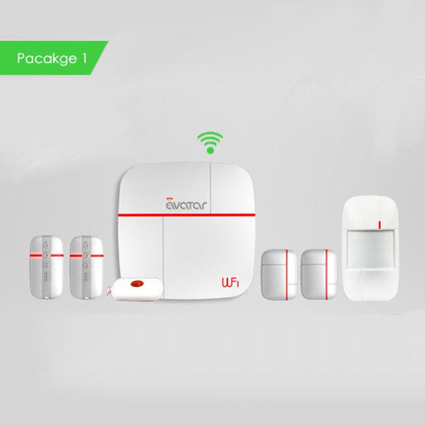 구매대행  Avatar ASS03F-W1 홈 스마트 세이프 상품이미지