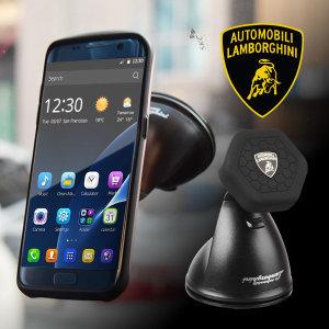 람보르기니 LB-D7 마그네틱 스마트폰 차량용 거치대