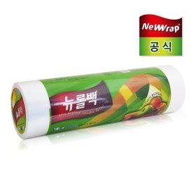 뉴랩 롤백 대형500매 /위생백/뉴백/크린백/비닐백