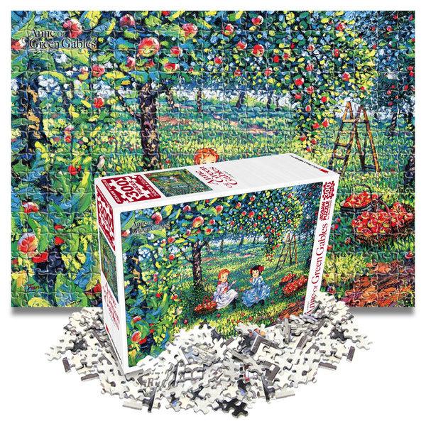 빨강머리앤 직소퍼즐 300pcs 사과밭에서 상품이미지
