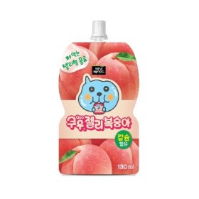 코카콜라_미닛메이드쿠우젤리복숭아_130ML