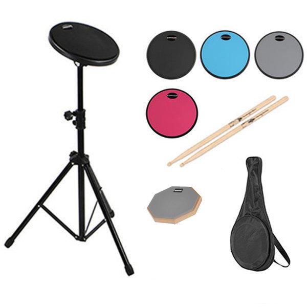 드럼패드 드럼연습 풀세트 드럼연습패드 무료배송 상품이미지