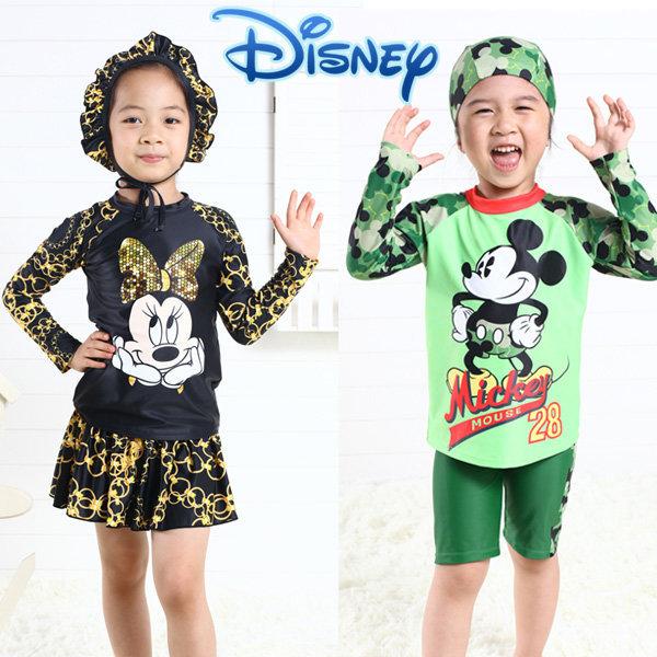 디즈니 아동수영복 래쉬가드 무배 상품이미지
