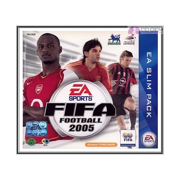 PC주얼 / 피파 2005 / FIFA Football 2005 상품이미지