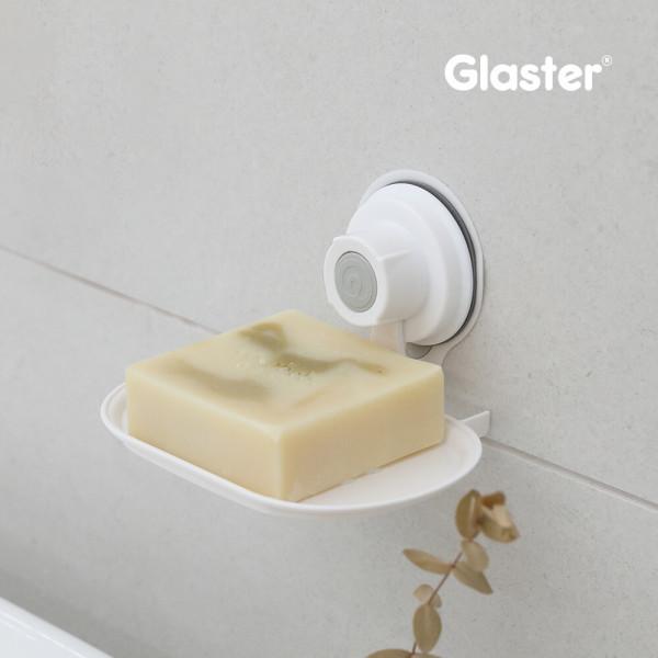 글라스터 비누받침대/비누대/흡착용품/욕실용품 상품이미지
