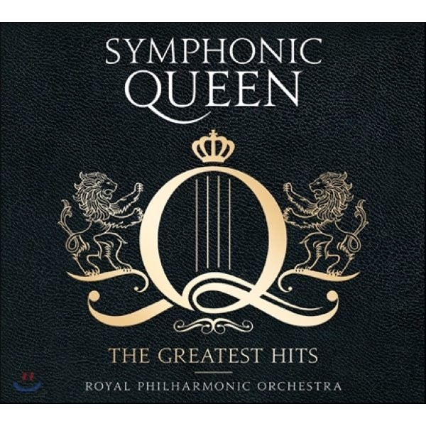 Royal Philharmonic Orchestra 심포닉 퀸 (Symphonic Queen - The Greatest Hits)  Queen  Royal Philharm... 상품이미지