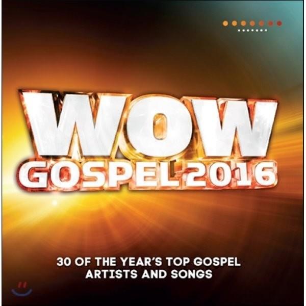 와우 가스펠 2016 (WOW Gospel 2016)  Various 상품이미지