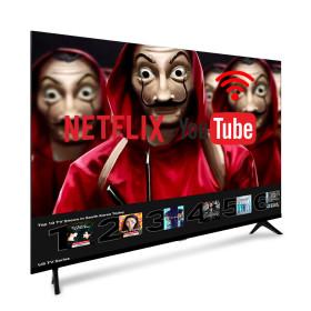 43인치 스마트TV 티브이 인터넷 4K 티비 UHD 구글TV