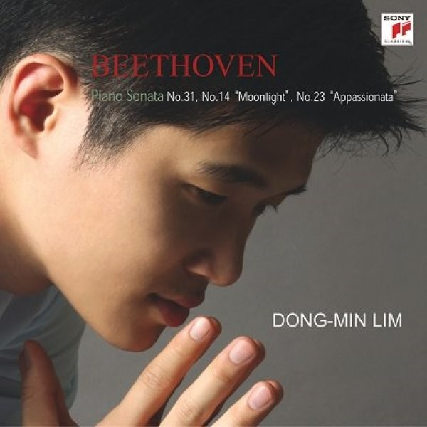 베토벤 : 피아노 소나타 31번  14번 월광  23번 열정 - 임동민 상품이미지