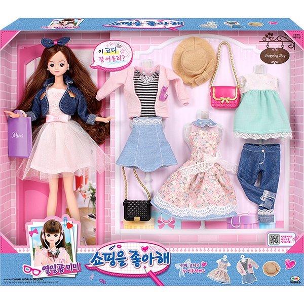 2 미미월드  열일곱미미 쇼핑을 좋아해 미미인형 상품이미지