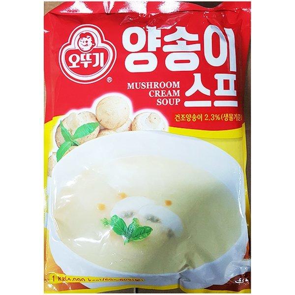 양송이스프 (오뚜기 1K)-스프 양송이스프 상품이미지