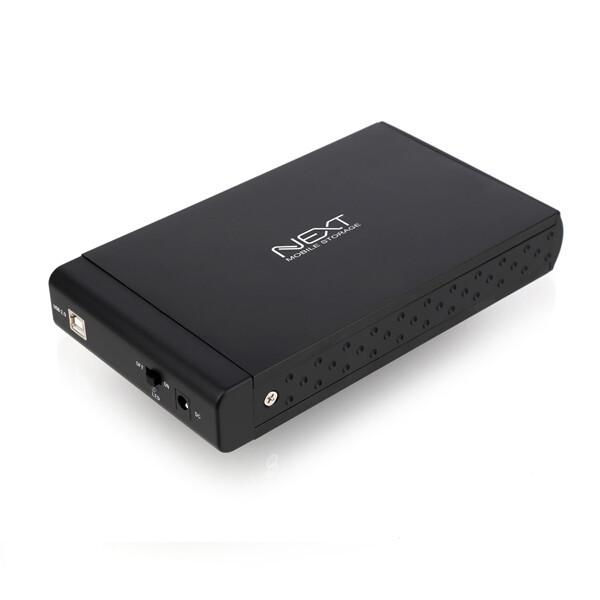 NEXT-350Combo IDE SATA HDD 3.5인치 외장하드케이스 상품이미지