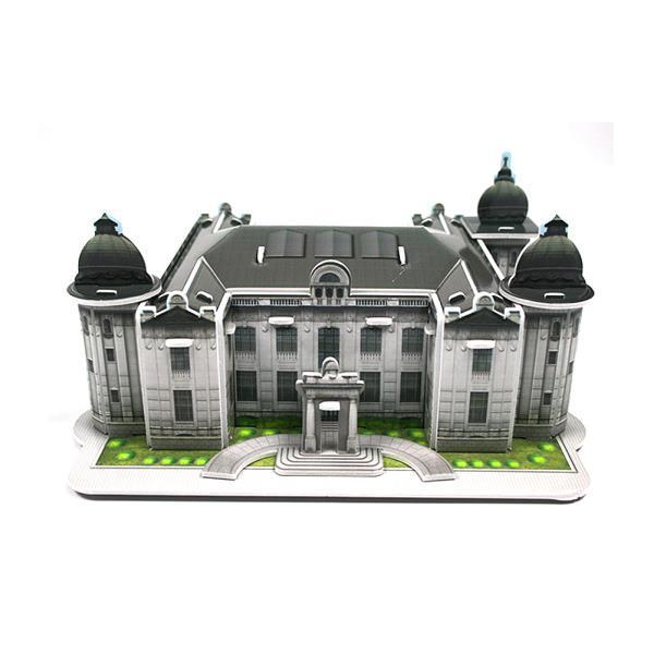 한국은행 화폐박물관(저금통) 3D 입체 종이퍼즐 상품이미지