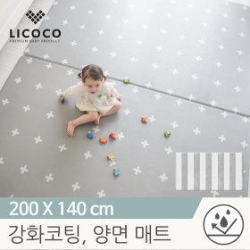 리코코  이모션 놀이방매트-4종택1 /코팅 적용