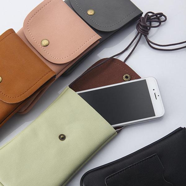 스마트폰 가방 미니 크로스백 숄더백 휴대폰 보조가방 상품이미지
