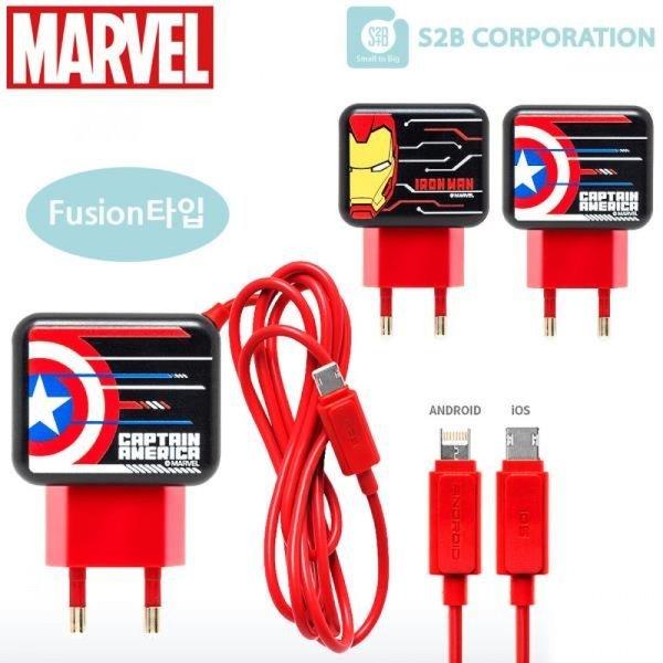 S2B 마블 컬러 충전기 Fusion (택1) 상품이미지