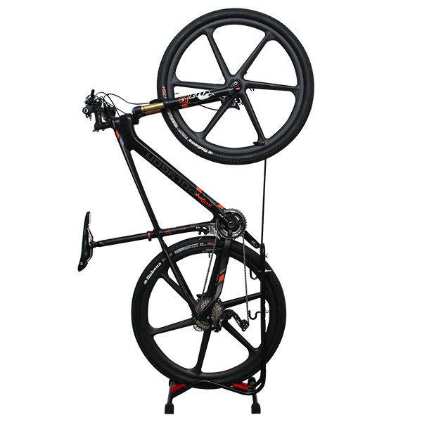 매직스탠드 자전거 거치대 실내 자전거 전시대 보관대 상품이미지
