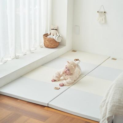 Folder Mat 4-Panel Cutie playroom mat/warm mat