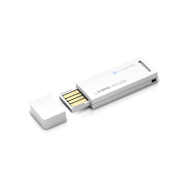 ipTIME N1USB 미니 무선랜카드 무선AP 와이파이인터넷 상품이미지