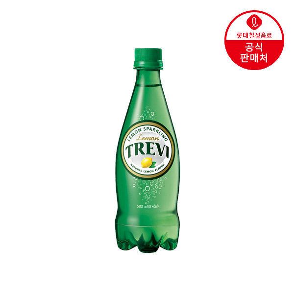 트레비500mlx20펫(레몬) 상품이미지