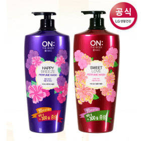 ON: THE BODY/Perfume/Body Wash/1200ml/High-Capacity