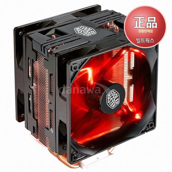 :HYPER 212 LED Turbo BLACK 인텔 AMD 라이젠 CPU쿨러 상품이미지