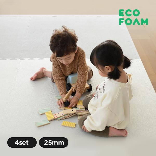 에코폼 맘편한매트 오리지널 4세트 퍼즐매트/놀이방매트 상품이미지