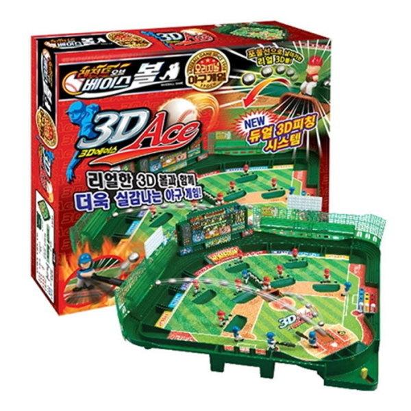 토이트론  레전드 오브 베이스볼 3D Ace 상품이미지