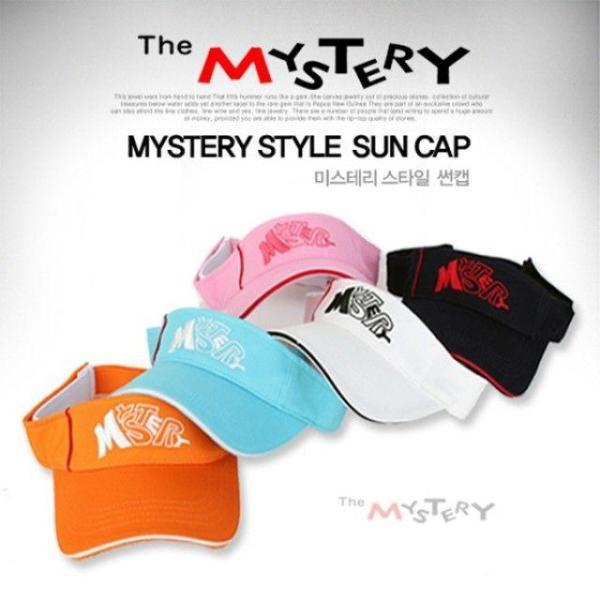 미스테리 스타일 썬캡 골프모자 골프썬캡 골프용품 상품이미지