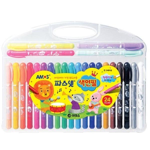 에고 소프트 색연필(24색/STAEDTLER) 상품이미지