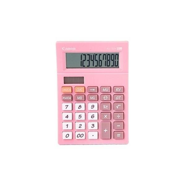 캐논 계산기 AS-120V.핑크/PPK 상품이미지